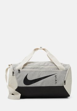 Nike Performance - DUFF UNISEX - Sports bag - light orewood brown/black