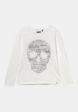 IKKS - TEE - Långärmad tröja - blanc cassé