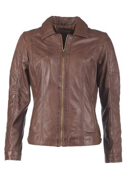 JCC - Leren jas - brown
