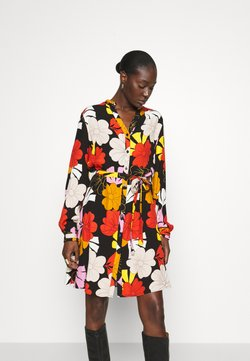 Fabienne Chapot - DORIEN FRILL DRESS - Robe d'été - black
