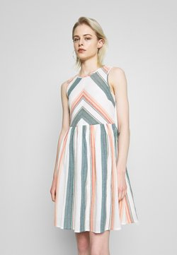 YAS - YASFREYDIS DRESS ICONS - Korte jurk - hazel/multi