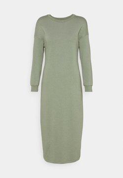 Dorothy Perkins Petite - LONG LINE DRESS - Vestido informal - pistachio