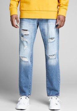 Jack & Jones - FRANK - Straight leg jeans - blue denim