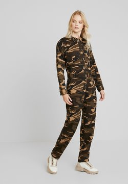 ONLY - ONLRAMBO BOILER JUMPSUIT  - Combinaison - indian tan
