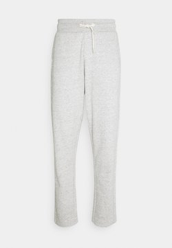 Scotch & Soda - CLUB NOMADE SIGNATURE BASIC PANTS - Jogginghose - grey melange