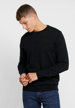 Esprit - CREW - Strickpullover - black