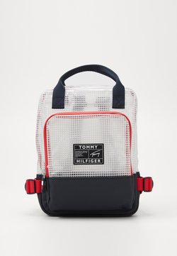 Tommy Hilfiger - YOUTH BACKPACK - Reppu - blue