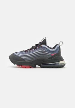 Nike Sportswear - AIR MAX ZM950 UNISEX - Trainers - dark smoke grey/light fusion red/ashen slate