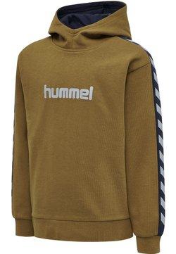 Hummel - HMLTAKAO - Hoodie - rubber