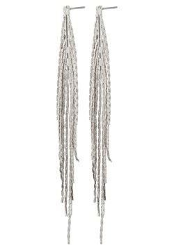 Pilgrim - EARRINGS CARMEN - Örhänge - silver plated
