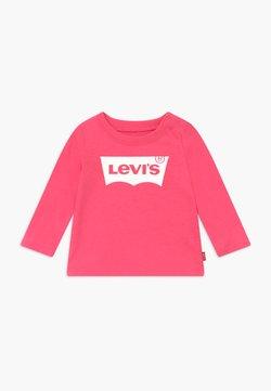 Levi's® - BATWING - Pitkähihainen paita - camelia rose