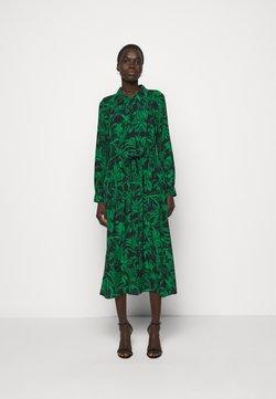 Marc Cain - Robe chemise - green