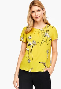 s.Oliver BLACK LABEL - Bluse - yellow