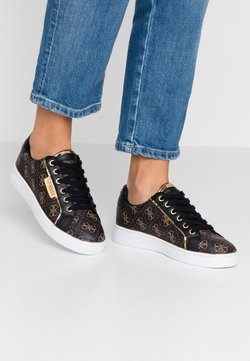 Guess - BANQ - Sneaker low - bronze/black
