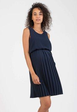 ATTESA - BIANCA - Sukienka letnia - blue