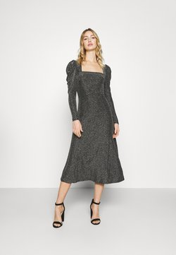 EDITED - DORIT DRESS - Vestito elegante - silber/grau