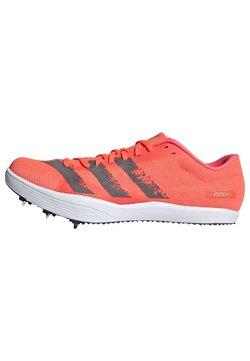 adidas Performance - ADIZERO LONG JUMP SPIKES - Zapatillas de running estables - pink