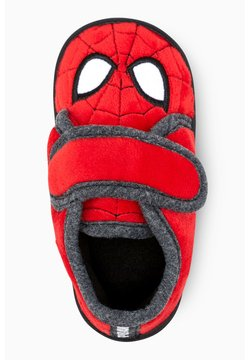 "Next - RED SPIDER-MAN""¢ SLIPPERS (YOUNGER) - Krabbelschuh - red"