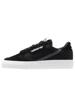 adidas Originals - CONTINENTAL VULC  - Sneakers laag - cblack/ftwwht/cblack