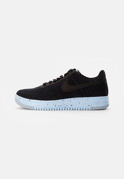 Nike Sportswear - NIKE CRATER - Sneakers basse - black/black-chambray blue