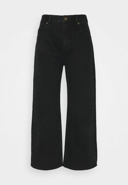 Afends - KENDALL - Straight leg jeans - washed black