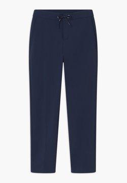 BOSS Kidswear - CEREMONY - Spodnie materiałowe - navy
