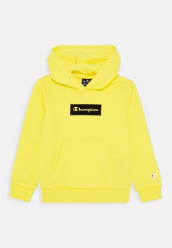 Champion - AMERICAN PASTELS HOODED UNISEX - Bluza - yellow