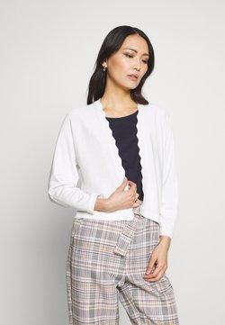 Esprit Collection - BOLERO W LACE - Gilet - off white