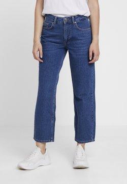 Even&Odd Petite - Straight leg jeans - blue denim