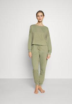 Anna Field - SET - Pyjama - khaki