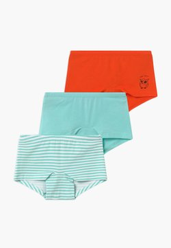 Schiesser - KIDS 3 PACK - Shorty - mint/orange