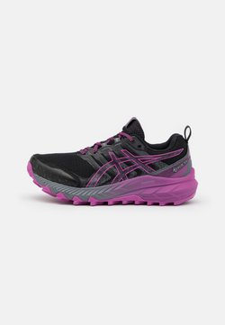 ASICS - GEL-TRABUCO 9 G-TX - Zapatillas de trail running - black/digital grape
