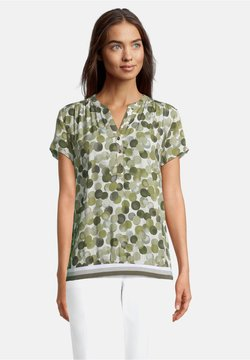 Betty Barclay - Bluse - green/white