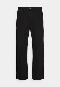 Sweet SKTBS - UNISEX LOOSE - Jeans Relaxed Fit - black