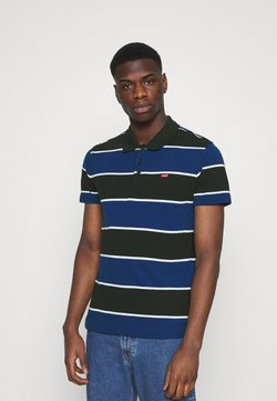 Levi's® - BATWING POLO - Poloshirt - blue