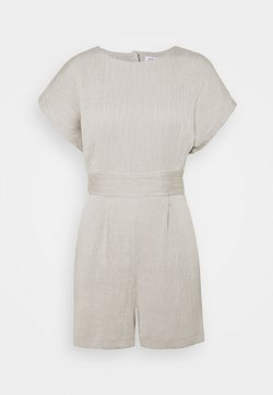 Closet - KIMONO PLAYSUIT - Overall / Jumpsuit /Buksedragter - grey