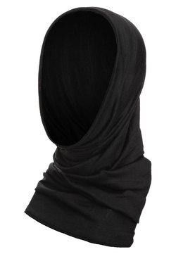 Buff - MERINO WOOL BUFF - Schal - black