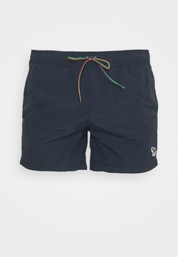 Paul Smith - MEN SHORT ZEBRA - Badeshorts - dark blue