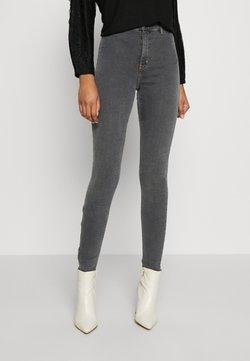 Topshop - JONI  - Jeans Skinny Fit - grey