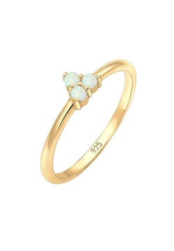 Elli - KREIS GEO TREND - Ring - gold-coloured