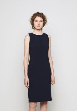 Lauren Ralph Lauren - BONDED DRESS - Vestido de tubo - lighthouse navy