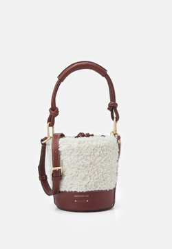 Vanessa Bruno - HOLLY MINI SEAU - Handtasche - cognac