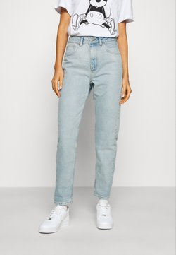 BDG Urban Outfitters - MOM - Jeansy Relaxed Fit - bleach
