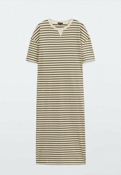 Massimo Dutti - Jerseykleid - khaki