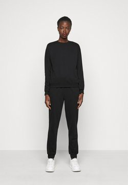 Vero Moda Tall - VMNATALIA SET  - Sweatshirt - black