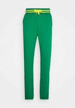 Schott - PHIL - Jogginghose - bresil green/yellow
