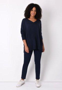 Live Unlimited London - Sweter - dark blue