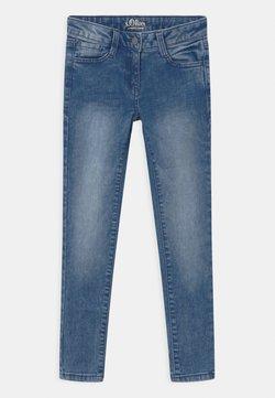 s.Oliver - Jeans Skinny Fit - blue stret
