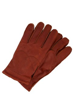 Bugatti - GLOVES - Fingerhandschuh - cognac