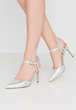 New Look - SPECTACLE - High Heel Pumps - silver